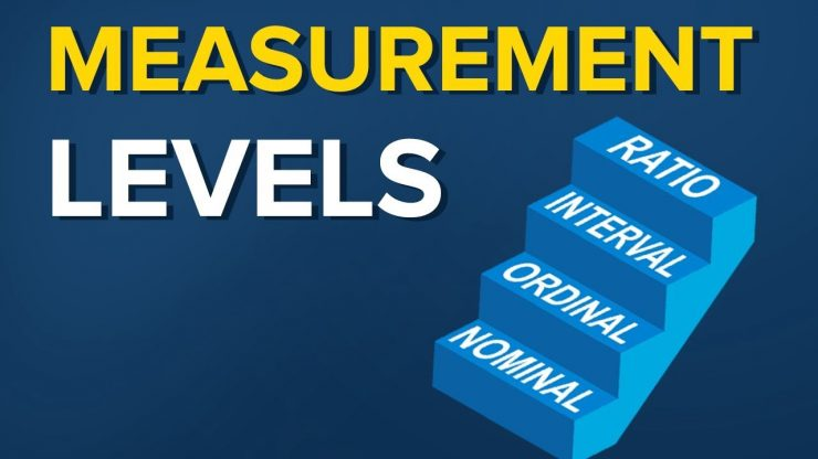 levels of measurement,measurement,nominal,ordinal,interval,ratio,types of data,introduction to statistics,measuring scale,types of scales,levels of measurement in statistics,nominal ordinal interval ratio,level of measurement statistics,level of measurement,scale of measurement statistics,scales of measurement,qualitative and quantitative data,Nominal variables,what is the level of measurement for temperature,temperature level of measurement,statistics,big data,